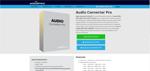 photo program: Acoustica Audio Converter