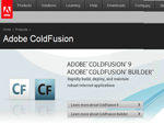 fotografie: Adobe ColdFusion