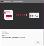 foto del programa: Anymp4 PDF Converter Ultimate