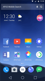 photo: APUS Launcher