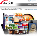 photo:ArcSoft MediaConverter
