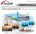fotografia: ArcSoft Panorama Maker