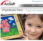 fotografia:ArcSoft PhotoStudio Paint
