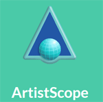 photo program: ArtistScope Web Browser
