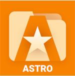 foto del programa: ASTRO File Manager