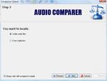 photo program: Audio Comparer