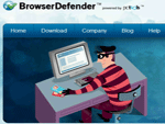 fotografia: Browser Defender