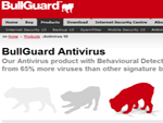 photo: BullGuard Antivirus