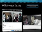 photo: Chatroulette Desktop