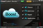 photo program: Cloud System Booster
