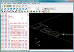 photo: CNC Backplot Editor