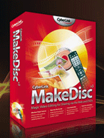photo: CyberLink MakeDisc