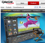 photo:CyberLink PowerDirector