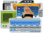 fotografie: DFX for Winamp