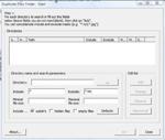 photo program: Duplicate Files Finder