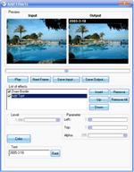 fotografia programului: EArt Video Cutter
