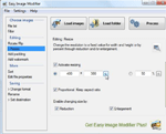 foto del programa: Easy Image Modifier
