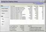 photo: Eusing Free Registry Defrag