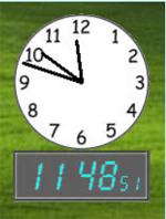 fotografia del programma: Extra Clock