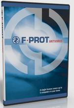 fotografie: F-PROT Antivirus