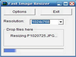 photo:Fast Image Resizer