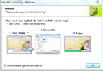photo:Free RAR Extract Frog