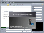 fotografia: ImTOO 3GP Video Converter