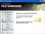 fotografia: Lavasoft File Shredder