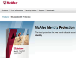 photo: McAfee Identity Protection