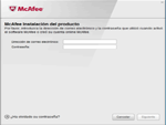 photo:McAfee Online Backup