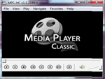 fotografia del programma: Media Player Classic - Homecinema
