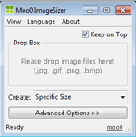 photo:Moo0 ImageSizer