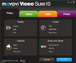 photo:Movavi Video Suite