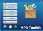 photo program: MP3 Toolkit