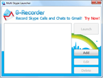 photo: Multi Skype Launcher