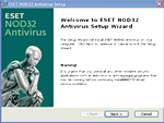 photo program: ESET NOD32 Antivirus