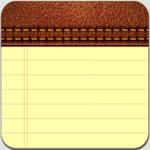 foto del programa: Notepad