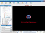fotografia: Online TV Player