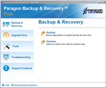 photo: Paragon Backup & Recovery Free