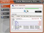 fotografia del programma: ParetoLogic Data Recovery Pro