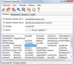 fotografia del programma: Passwords Generator