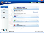 foto: PC Tools Disk Suite