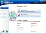 fotografia:PC Tools File Recover