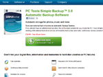 fotografia:PC Tools Simple Backup