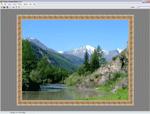 fotografia programului: Photo Frames Master