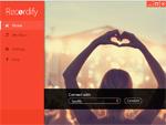 fotografia del programma: Recordify
