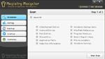 fotografia del programma: Registry Recycler