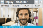 Replay Telecorder