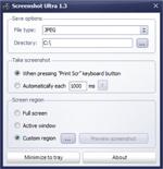 photo program: Screenshot Ultra