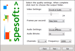 foto: Spesoft Free Video Converter